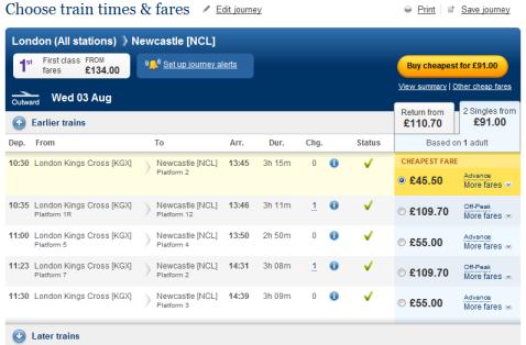 Trains Shotts to Edinburgh - Train Timetables & Cheap Tickets