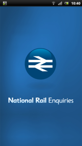 National Rail Enquiries for Android and iPhone